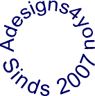 Adesigns4you sinds 2007